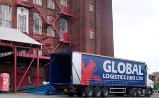 Logistics and container handling