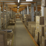 Bonded warehousing and storage facilities